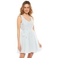 Disney's Cinderella a Collection by LC Lauren Conrad Mesh-Back Dress