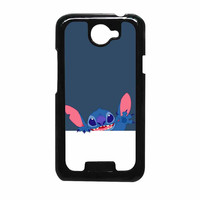 Hello Stitch Disneylilo & Stitch HTC One X Case