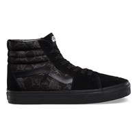 Vans Star Wars Sk8-Hi (Dark Side/Darth Storm)