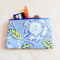 Make Up Bag/ Pencil Case/ Zipper Pouch/ Gift for Her/ Birthday Gift/ Gift for Mom/ Gift for Wife/ Sister Gift/ Best Friend Gift/ School Gift