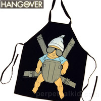 THE HANGOVER'S BABY CARLOS APRON