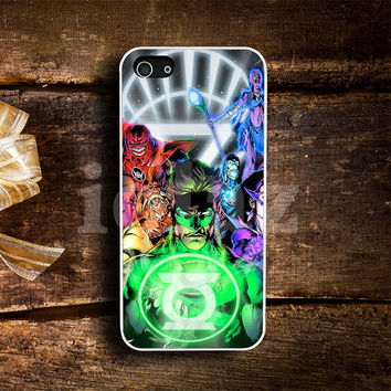Green Lantern Design mobile Phone case