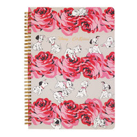 Puppies and Roses A4 Spiral Bound Notebook | View All | CathKidston