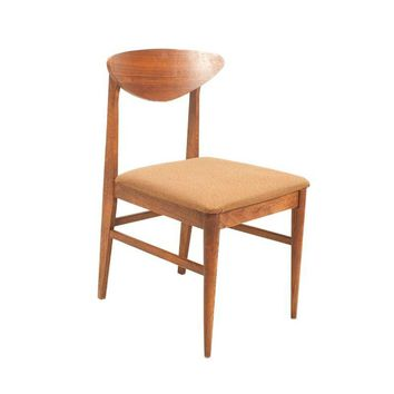Pre-owned Mid-Century Modern Bassett Wallnut Chair