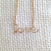 Love Necklace WHOLESALE