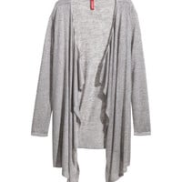 Fine-knit Cardigan - from H&M