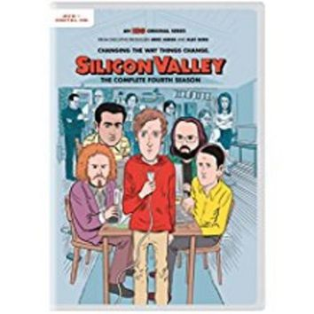 Silicon Valley: The Complete Fourth Season (DVD)