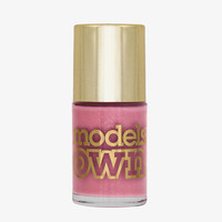 Models Own Princess Pink Nail Polish (Diamond Luxe Collection)