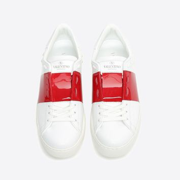 Valentino Open Low Top Sneaker-3