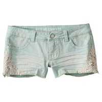 Target : Mossimo Supply Co. Juniors Denim Short - Mint : Image Zoom