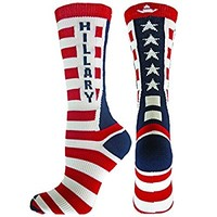 Red Lion Clinton Hillary Knee High Socks