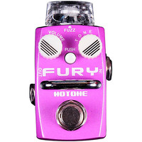 Hotone Effects Fury Fuzz Skyline Series Guitar Effects Pedal