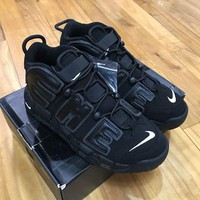 DCCKFX2 Air More Uptempo Supreme 'Suptempo' Black 902290-001