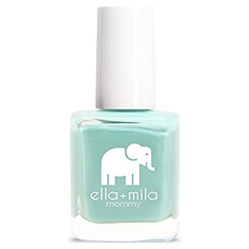 ella+mila Nail Polish, Mommy Collection - Don't be Blue