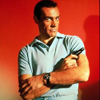Sean Connery Poster James Bond Gun #2 24inx36in
