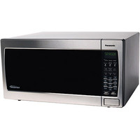 Walmart: Panasonic 1.6 Cubic Foot Stainless Steel Microwave Oven with Inverter Technology