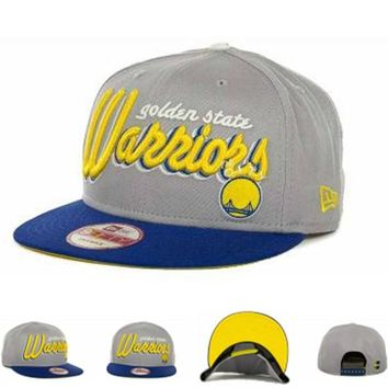 Golden State Warriors Nba Cap Snapback Hat - Ready Stock
