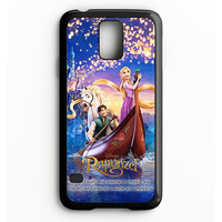 Disney Rapunzel Cover Book Samsung Galaxy S5 Case