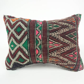 Vintage Berber Pillow #2