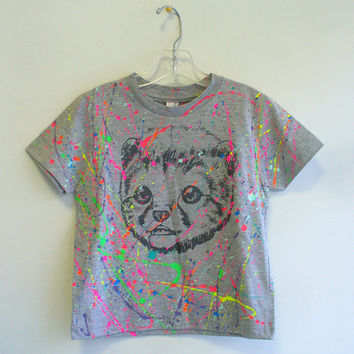 Blim 4 Kids Cheetah Splatter Tshirt