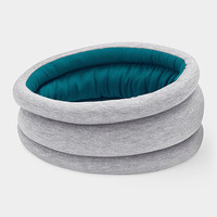 Reversible Ostrich Travel Pillow