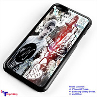 5 Second of Summer - Personalized iPhone 7 Case, iPhone 6/6S Plus, 5 5S SE, 7S Plus, Samsung Galaxy S5 S6 S7 S8 Case, and Other
