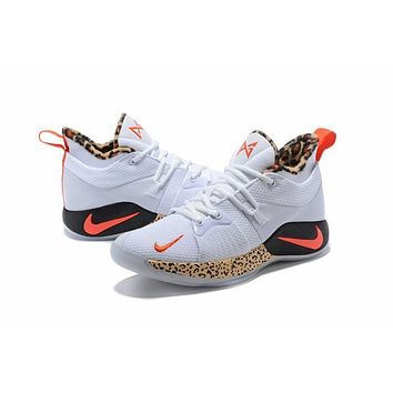 Nike Zoom Paul George Pg 2.0 Leopard Print | Best Deal Online