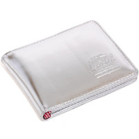 Roy Wallet Silver Metallic
