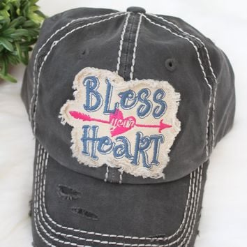 Bless your Heart (Black)