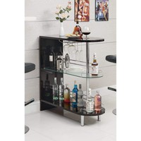 Beautiful Contemporary Bar Table, Black