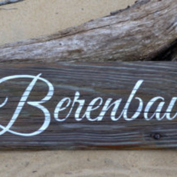 Home Decor Sign Family Name Sign Driftwood Rustic Decor Personalized Custom Established Date Last Name Rustic Lake Home Wedding Gift Beach