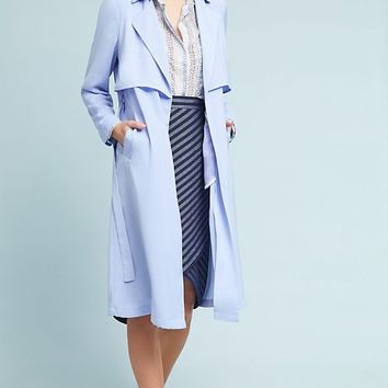 Waisted Trench Coat