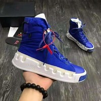 Y-3 Women Men Casual Shoes Boots  fashionable casual leather
