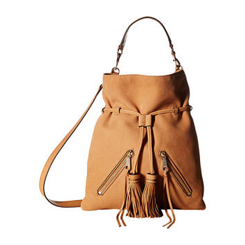 Rebecca Minkoff Large Moto Drawstring Crossbody