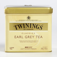 Twinings Earl Grey Loose Leaf Tea Tin - World Market