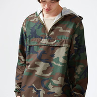 PacSun Camouflage Packable Anorak at PacSun.com