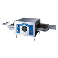 "Electric Countertop Conveyor Oven - 20 Pizzas(18"")/Hour, 400 ℃, Manual, TT-D5BM"