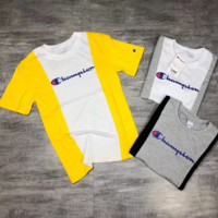 Champion Hit Color Short-Sleeved T-Shirt