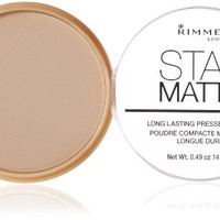 Rimmel Stay Matte Pressed Powder Transparent