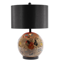 Collage Lamp by IMAX