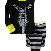 Moto-Print PJ Sets for Baby
