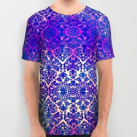 BABEELON BLUE All Over Print Shirt by Chrisb Marquez | Society6