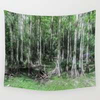 A Secret Place Wall Tapestry by Gwendalyn Abrams