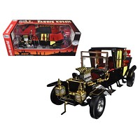 George Barris Munsters Koach 1:18 Diecast Model Car by Autoworld