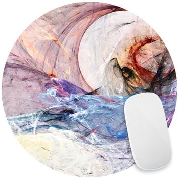 Moonbathing Mouse Pad Decal