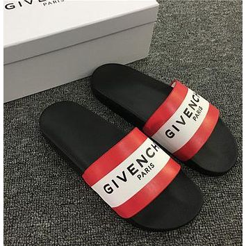 Givenchy Fashion Men Women Slipper Sandals Shoes