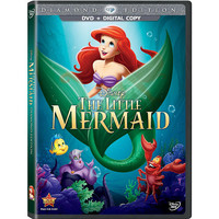 The Little Mermaid: Diamond Edition DVD (DVD/Digital Copy)