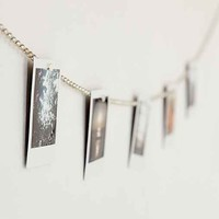 Three By Three Seattle Chained Up Magnet Photo Display-