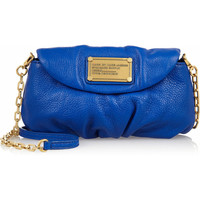 Marc by Marc Jacobs | Classic Q Karlie leather mini shoulder bag | NET-A-PORTER.COM