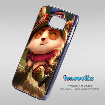 Teemo For Smartphone Case